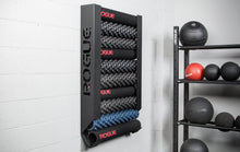 Load image into Gallery viewer, Rogue Wall Mount Foam Roller Storage