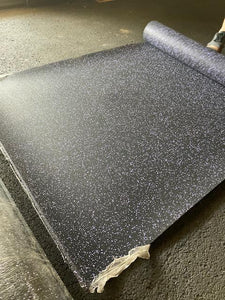RB Rolled Rubber Flooring