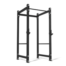 "Load image into Gallery viewer, American Barbell 48"" Single Rack w/ Safety Straps"