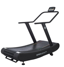 Load image into Gallery viewer, DRAXfit Self Powered Treadmill