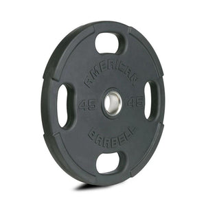 Rubber Olympic Grip Plates
