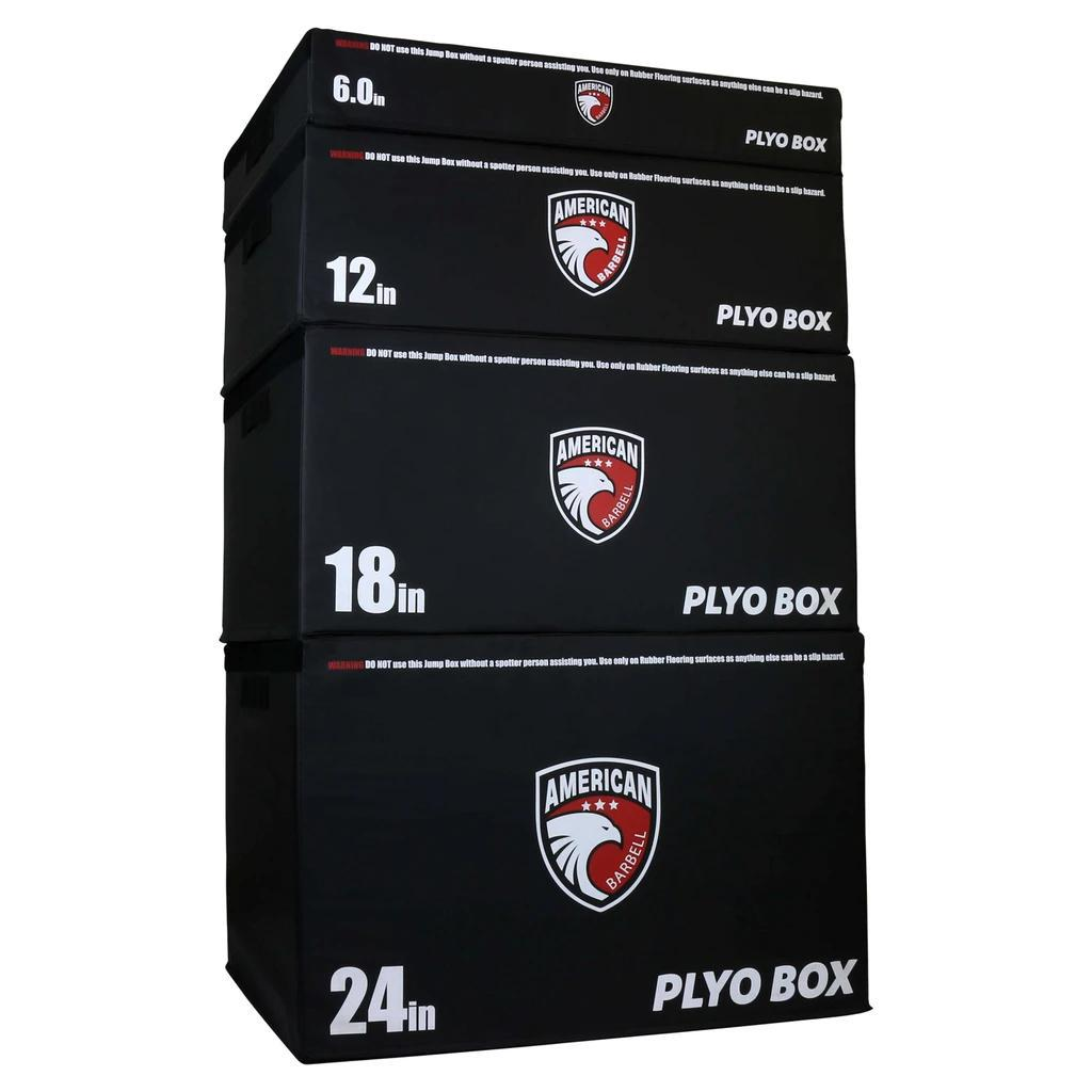 American Barbell Stackable Plyo Box