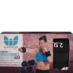 Warrior Comfort Fit Wrist/Ankle Weight
