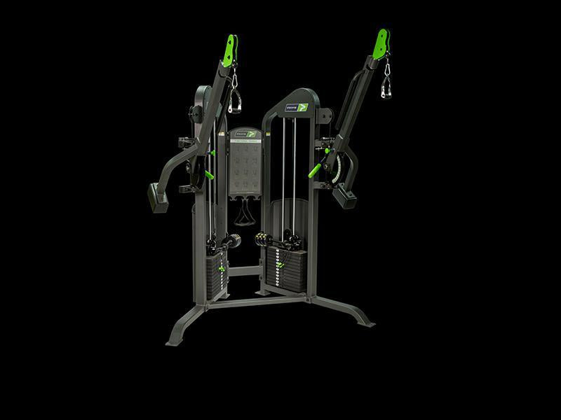Prime Selectorized Functional Trainer Package