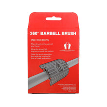 Load image into Gallery viewer, 360 Barbell Brush (Stainless Bristles)