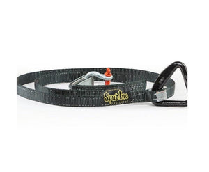 Spud Sled Attachment Strap (with anchor)