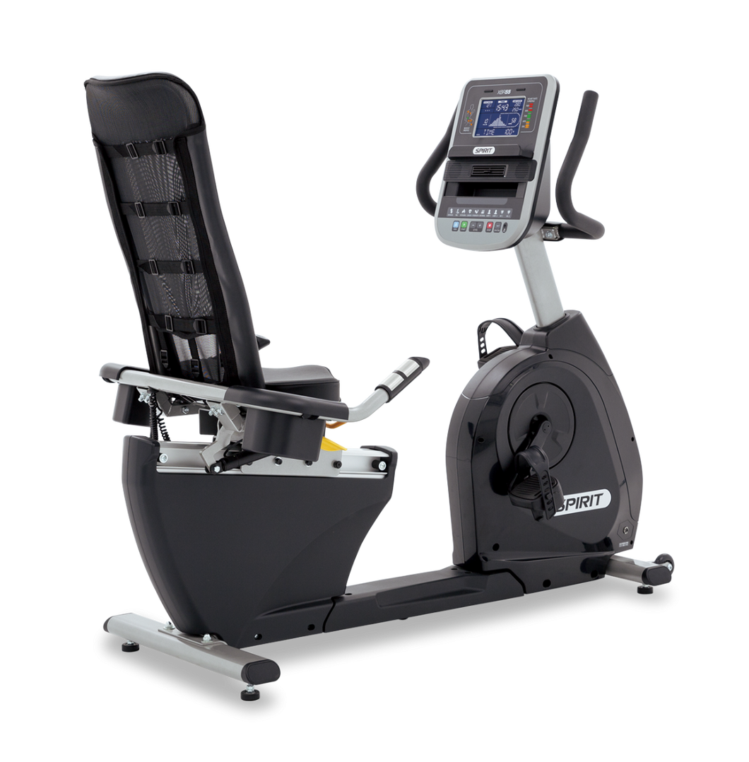 Spirit Fitness R55 Recumbent Bike