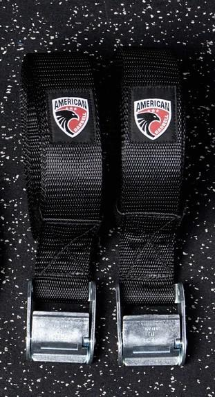 American Barbell Heavy Duty Ring Straps