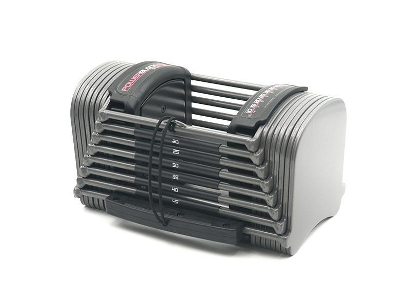 PowerBlock Sport 50 (5-50lb, NOT expandable)