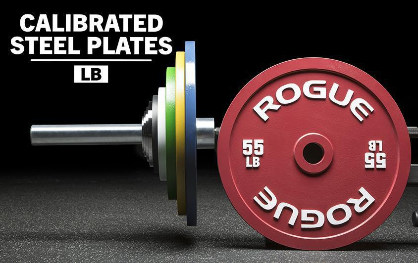Rogue Calibrated LB Steel Plates