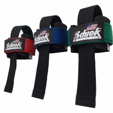 Load image into Gallery viewer, Schiek Power Lifting Straps