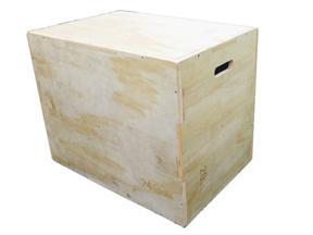 Apollo Wooden Plyo Box 20