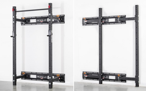 "Rogue RML-3W Fold Back Wall Mount Rack 41.5"" Depth"