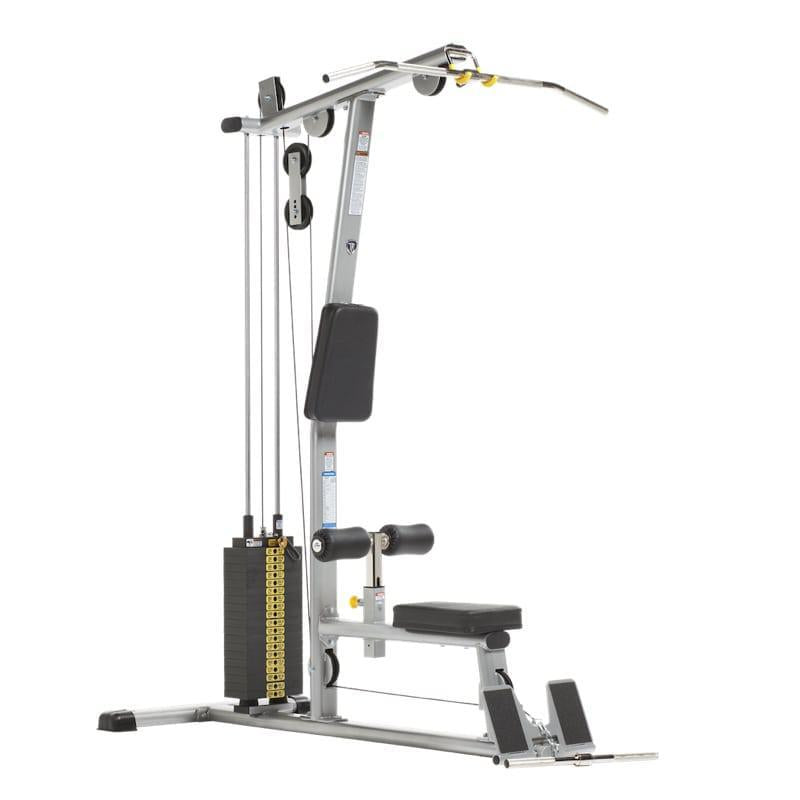 TuffStuff Lat/Low Row Combo Machine
