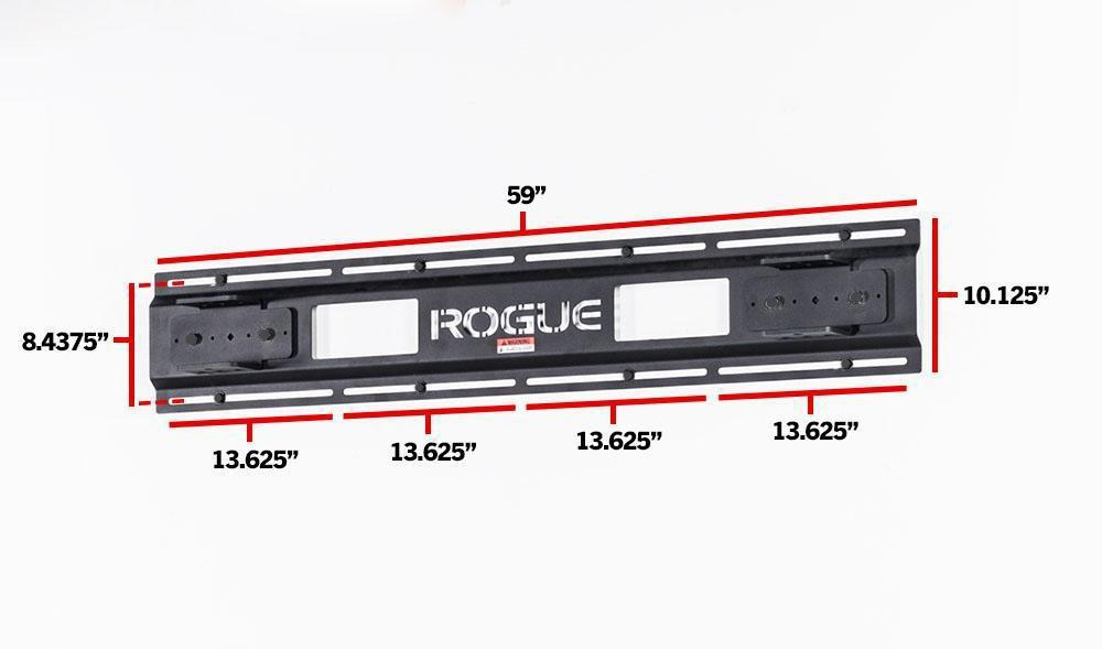 Rogue Fold Back Stringer Pair