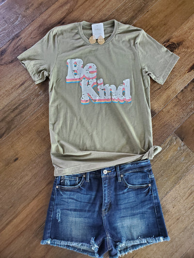 Retro Be Kind Tee