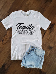 Tequila Worth a Shot Tee
