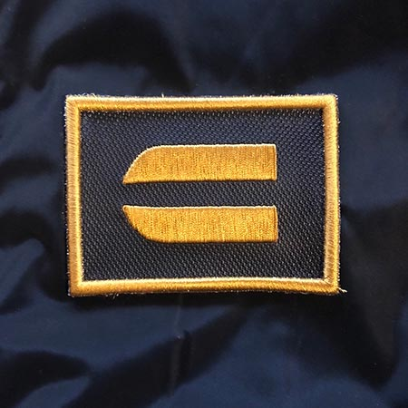 embroidered patch tacoma