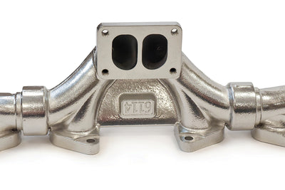 N14 CELECT PLUS CHROME EXHAUST MANIFOLD