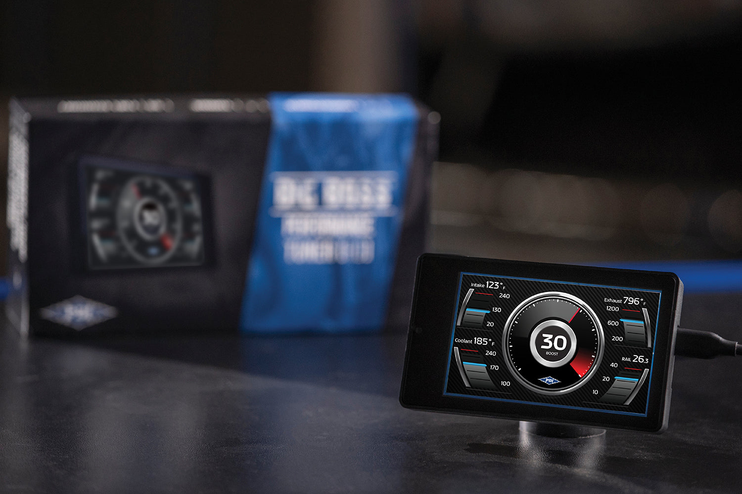 BIG BOSS PERFORMANCE TUNER FOR RV'S