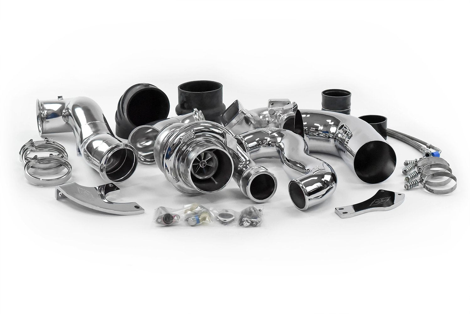 BIG BOSS ISX CHROME COMPOUND KIT