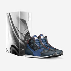 Chaussures Uniques - contemporary basketball shoe