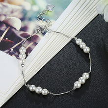 Load image into Gallery viewer, 925 Pure Silver  Exquisite Small Pearl Bracelet - Find A Gift Fast