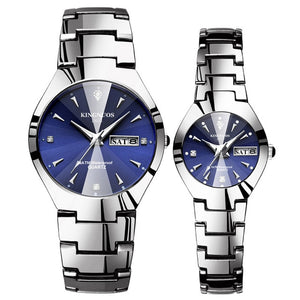 Lovers Watches Luxury Quartz Wrist Watch - Find A Gift Fast