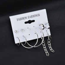 Load image into Gallery viewer, LETAPI Fashion Crystal Earrings Set - Find A Gift Fast