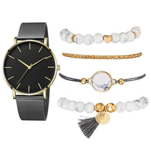 Load image into Gallery viewer, Women Watch 5 set Bracelet Japan - Find A Gift Fast