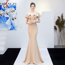 Load image into Gallery viewer, Elegant Evening Party Dress - Find A Gift Fast
