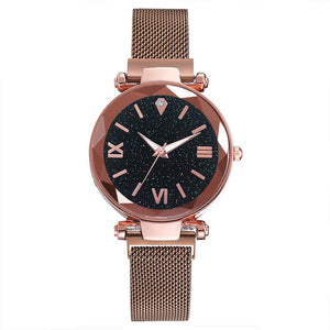 Ladies Watch Women Watch Magnetic Starry - Find A Gift Fast