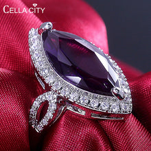 Load image into Gallery viewer, Cellacity Classic Silver 925 Rings - Find A Gift Fast