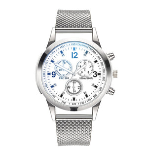 Casual Watch Men Military Calendar Stainless - Find A Gift Fast