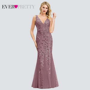 Burgundy Evening Dresses Ever Pretty EP07886