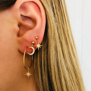 2020 Bohemian Vintage Golden Alloy Earrings - Find A Gift Fast