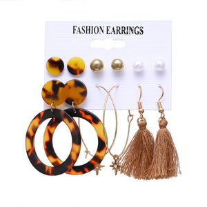 Minimalist Mixed Small Earrings Set Fashion - Find A Gift Fast