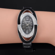 Load image into Gallery viewer, Montre Femme Creative Luxury Women Rhinestone