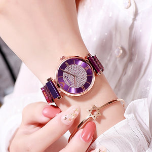 Women Watches 2019 Luxury Diamond Rose - Find A Gift Fast