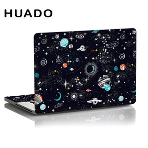 Starry sky Laptop Skin Cover Sticker Decal for HP/ Acer/ Dell /ASUS/ Sony stickers for laptop 13.3 15.4 15.6 17.3