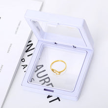Load image into Gallery viewer, Initial Letter Ring for Women Stainless Steel Ring Gold Men A-Z Rings Initia Anillos Mujer Alphabet Capital Ring for Girl