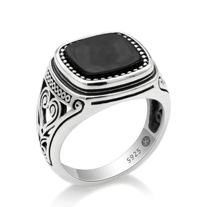 925 Sterling Silver Men Ring