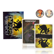 Load image into Gallery viewer, Board Game One Night Ultimate Werewolf, Daybreak, vampire, Alien,  super villains, bonus roles card Game family party game