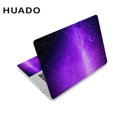 Load image into Gallery viewer, Starry sky Laptop Skin Cover Sticker Decal for HP/ Acer/ Dell /ASUS/ Sony stickers for laptop 13.3 15.4 15.6 17.3