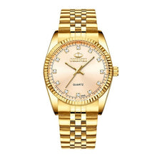 Load image into Gallery viewer, CHENXI Luxury Couple Watch Golden Fashion - Find A Gift Fast