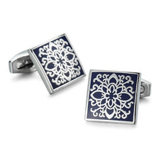 Load image into Gallery viewer, WN Luxury shirt cufflinks mens - Find A Gift Fast