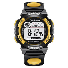 Load image into Gallery viewer, Children Watch Sport Kids Watches Silicone - Find A Gift Fast