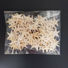 Load image into Gallery viewer, Sea shells size:1.8-3cm 100pcs Mini Starfish Craft Decoration Natural Sea Stars DIY Beach Cottage Wedding Decor crafts wedding - Find A Gift Fast