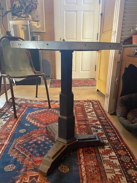 Vintage Bistro Table, 20th Century