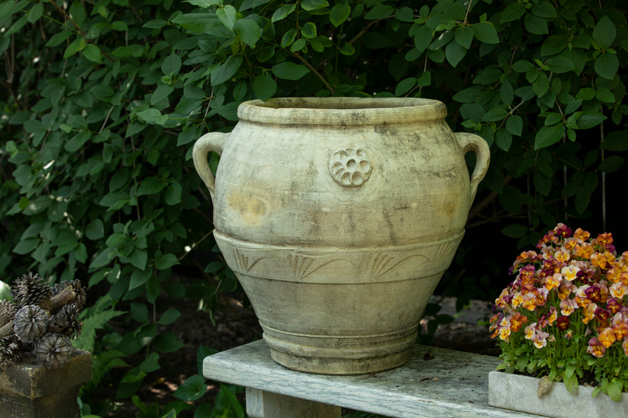 Tunisian Jars and Planters
